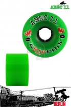 ABEC11 Rollen Grippins 70mm 84a Wheels