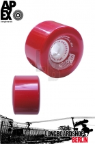 APEX Red Baron 77mm 83a Rollen Set