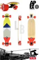 Apex Longboard Hillside Bamboo 2 Komplettboard