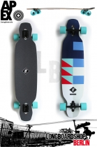 Apex Longboard Promenade Maple