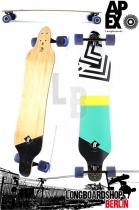 Apex Serpentine MK2 Longboard Komplett