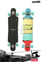 Apollo Maui Colour Komplett Longboard