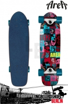Area Longboard Mini Cruiser 2012 Kicktail