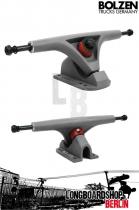 Bolzen Achse 180mm Longboard-Truck - Grey