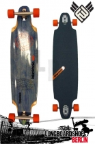 "Flying Wheels Balckhole 41,5"" Longboard"