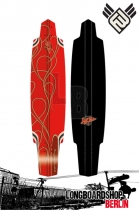 Flying Wheels Impala Longboard Deck 40.0 inch
