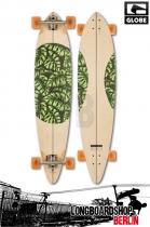 Globe Monstera Pintail Longboard