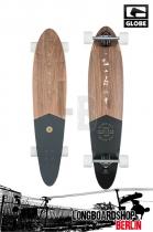 Globe Pinner Classic 40 Walnut Komplett Longboard