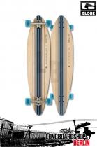 Globe Pinner Natural/Blue Longboard komplett