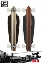 Globe Prowler Cruiser Longboard Black