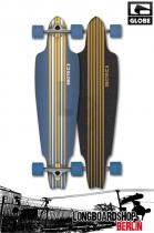 Globe Prowler Cruiser Longboard Marine Blue