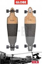 Globe Prowler Design Dot/Wave Komplett Longboard