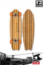 Globe Sagano Bamboo Mini Longboard Cruiser