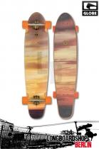 Globe Sundown Longboard komplett