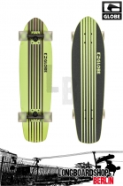 Globe Tracer Cruiser Longboard Fluoro Glow in the dark/Vineyard