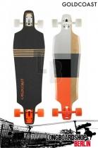 GoldCoast Pressure Longboard Komplettboard