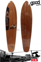 Good Boards Longboard Deck Legends 105cm