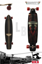 Gravity Big Kick 45 Komplett Longboard
