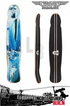 Gravity Carve 46 Longboard Deck