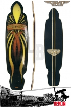 Gravity Longboard Deck Mini Kick 40