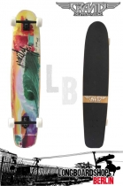 Gravity Spoon Nose 45 Komplett Dancer Longboard