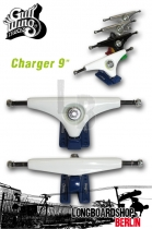 "Gullwing Charger 9"" 159mm 50° Set"