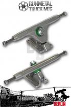 Gunmetal Magnum 184mm silver