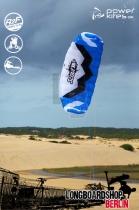 HQ Scout III Longboardkite Lenkmatte 5.0 RtF