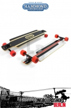 Hammond Longboard B-40 Drop Through complete