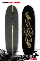 Indiana Chief 85 Kick Longboard 76cm Deck