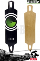 Jet Longboard Deck Portal 105cm - On Radar
