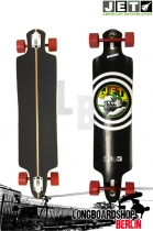 Jet Longboard Drop Through Portal Warthogs 41,5