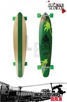 Jucker Hawaii Longboard Cruiser Kahuna komplett