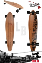 Jucker Hawaii Longboard Makaha Special Edition