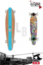 Jucker Hawaii Longboard New Kaimana