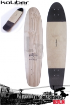 Kaliber Longboard Deck John Wayne Big Tail Cruiser Deck