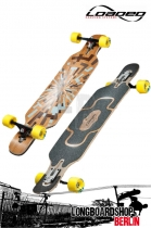 Loaded Tan Tien Bamboo Longboard Komplett