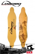 Loaded Vanguard Bamboo Deck 96cm