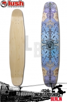 Lush Legend Longboard Dancer Deck 119cm