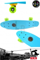 Maui & Sons Cookie Blue Cruiser Board