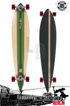 Mindless Hunter III Longboard Green
