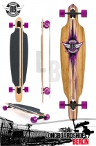 Mindless Maverick II DT Longboard Drop Thru Cruiser