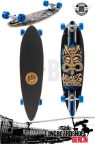 Mindless Tribal Rogue II Limited Edition Komplett Longboard Blue