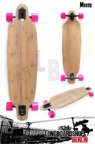 Moose Longboard Drop Thru Bamboo 91,5cm