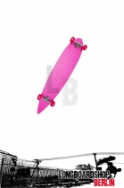 Moose Longboard Pintail Pink Komplettboard