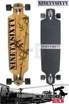 Ninetysixty BooBam Allround Longboard 100cm Komplett