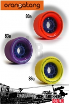 Orangatang Balut Wheels 72,5mm Rollen
