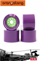 Orangatang Kegel Wheels 83a 80mm Set purple