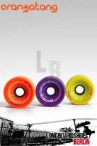 Orangatang Moronga Wheels 72.5 mm Set Rollen