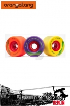 Orangatang Wheels The Cage 73mm Set Rollen